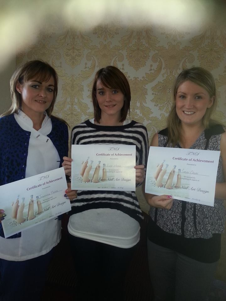 Nail course co clare the perfect touch beauty salon for A perfect touch salon