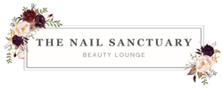 The Nail Sanctuary Logo