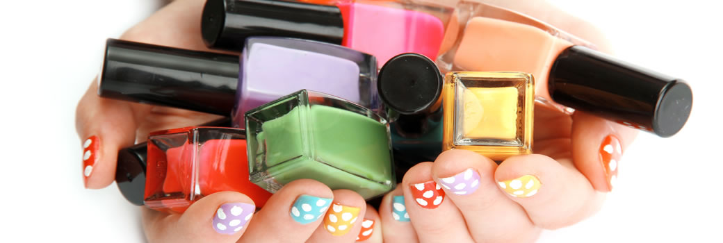 Girls Nail Parties - Nail Party for Little Girls - Little Diva Parties